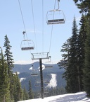 Mt Hood Meadows Chairlift
