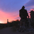Tufa Sunset at Mono Lake