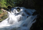 Upper Hunt Creek Falls