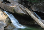 Upper Lion Creek Falls